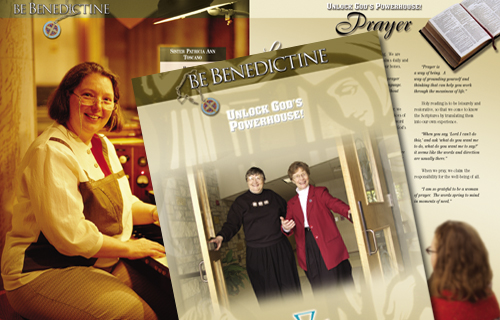 Benedictine Brochure