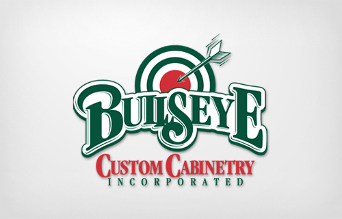 Bullseye Custom Cabinetry Logo