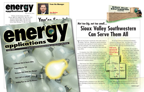 Energy Applications Newsletter