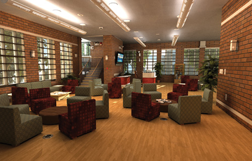 Residential Commons