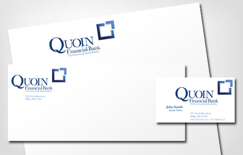 Quoin Financial Bank Business Papers
