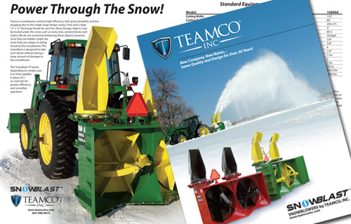 Teamco Farm Brochure