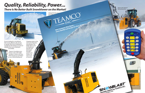 Teamco Industrial Brochure