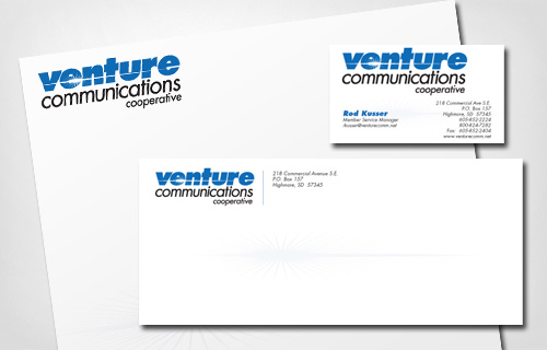 Venture Communications Business Papers